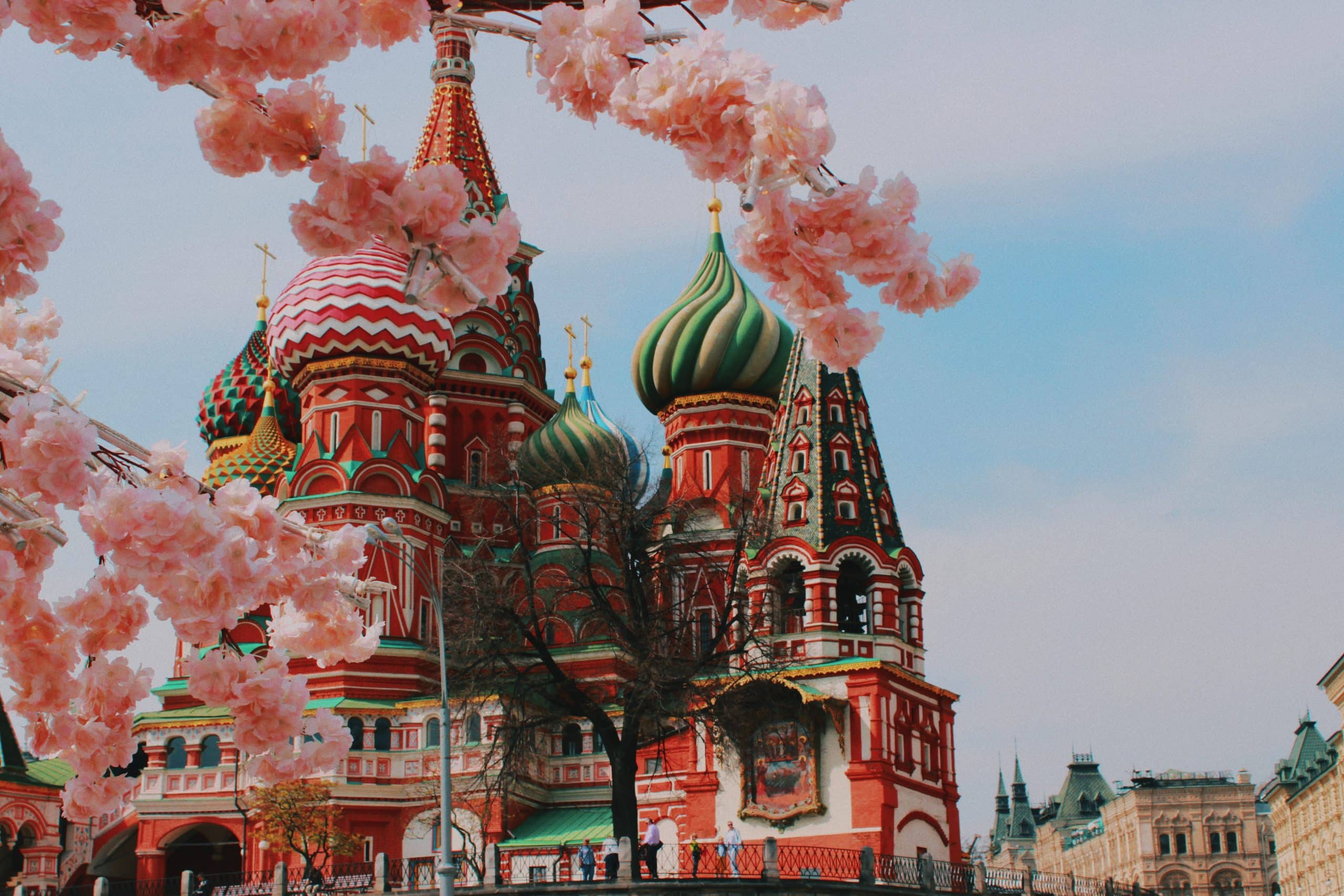 Apprendre le russe pour découvrir le pays