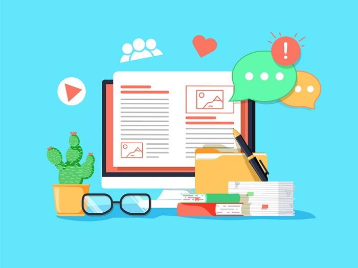 Créer du contenu sur linkedin