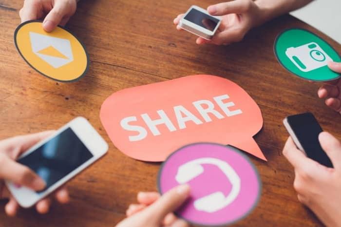 Partager les publications sur instagram