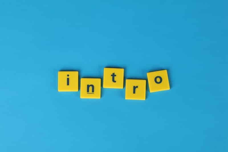 Ecrire une introduction pour son article de blog